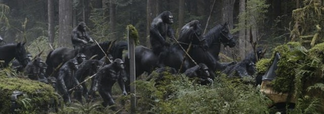 Video Interviews with the Cast and Crew of Dawn of the Planet of the Apes