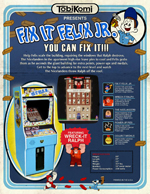 fixit ad Wreck It Ralph Goes Retro With a 1982 Commercial