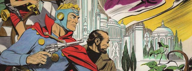 Flash Gordon is Headed Back to the Big Screen!