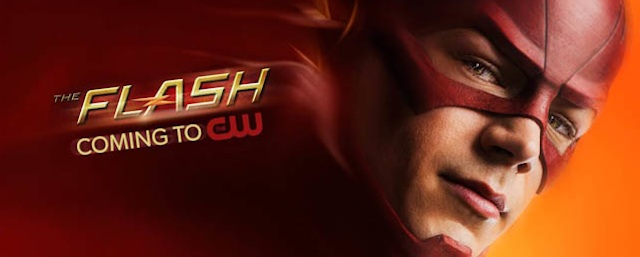 Comic-Con: Go Supersonic in a New Promo for The Flash!