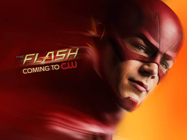 The CW Delivers Teaser Posters for The Flash and iZombie