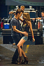 footlooseboxoffice Real Steel Tops Box Office a Second Straight Weekend