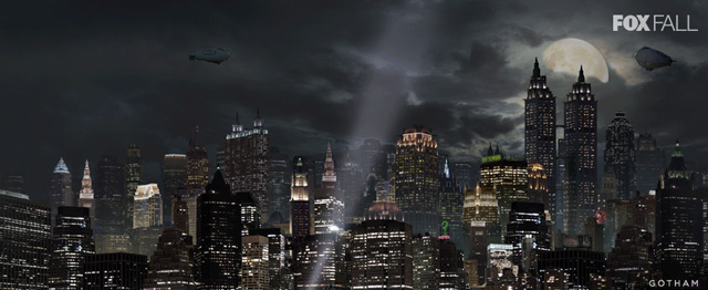 Gotham is Coming to FOX on Mondays this Fall