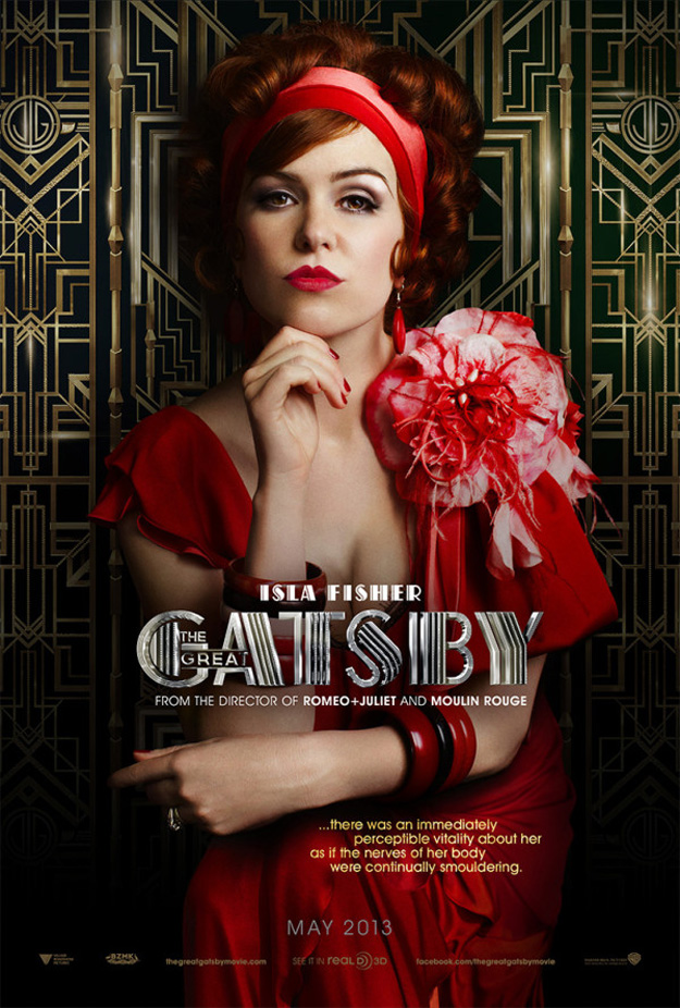 THE GREAT GATSBY  THE GREAT GATSBY | LEISURE gatsby poster isla