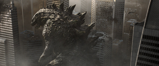 Godzilla Roars into Theaters with $93.2 Million