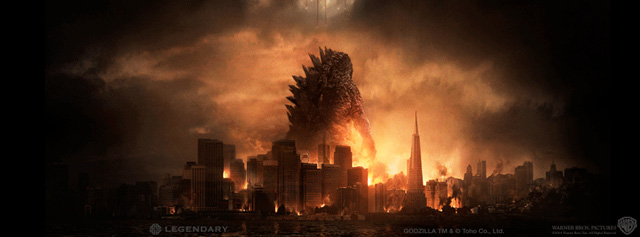 Get Ready for a Monstrous Fight in the First Clip from Godzilla