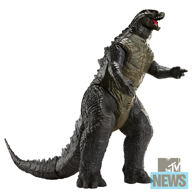 Godzilla Toy Revealed and Its More Than 3 Feet Long!