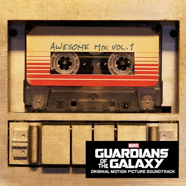 New International Poster for Guardians of the Galaxy Debuts