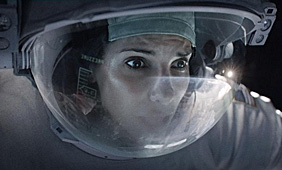 gravitybo3 Boom! Gravity Tops Box Office Its Second Weekend with $44.3M