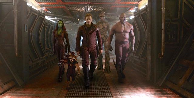 Guardians of the Galaxy Sets A New August Opening Record!