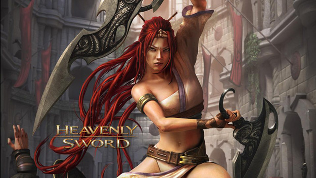 Heavenly Sword Film Coming to Blu-ray and DVD in September