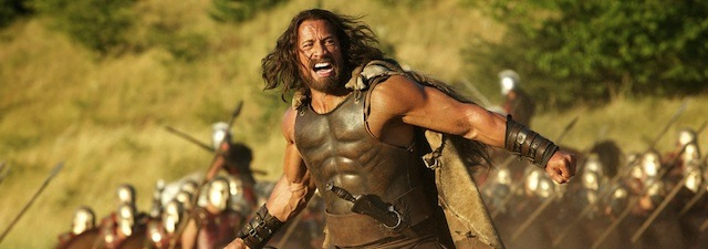 Check Out Dwayne Johnson as Hercules in a First Clip