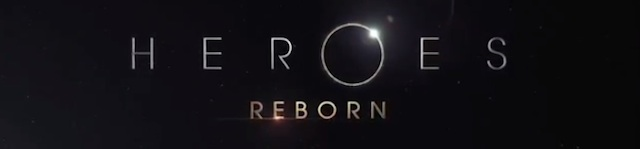 Heroes Returns to NBC in 2015 as Heroes Reborn!