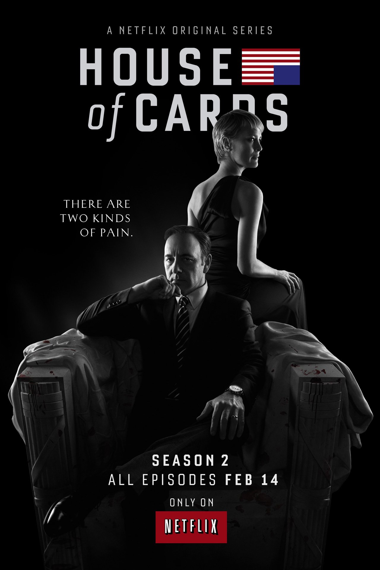 New House of Cards Season 2 Trailer and Poster ...