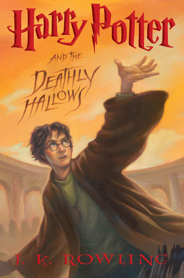 Deathly Hallows Book Covers Revealed!