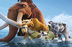 iceagecdbo Ice Age Tops Domestic Box Office, Spidey Hits $521.3M Worldwide