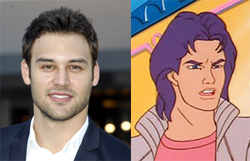 Jem and the Holograms Sets Ryan Guzman as Rio