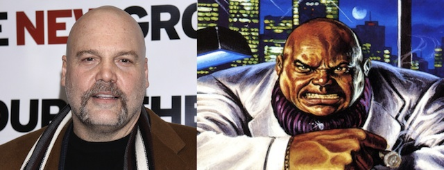 Marvel's Daredevil Finds its Kingpin in Vincent D'Onofrio