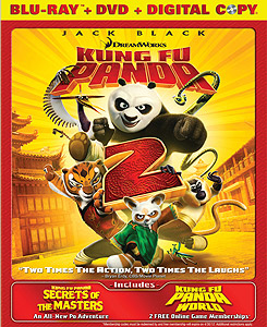 kungfupanda2bluray Kung Fu Panda 2 Hitting Blu ray and DVD on December 13