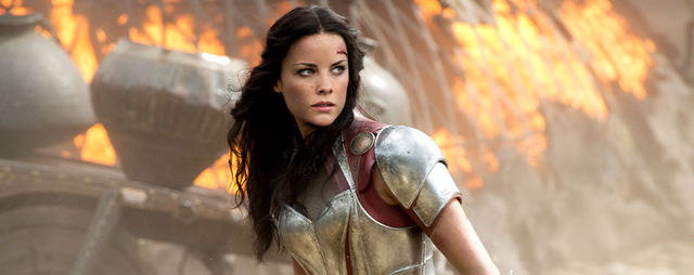 Jaimie Alexander to Guest Star as Lady Sif on Marvel's Agents of S.H.I.E.L.D.