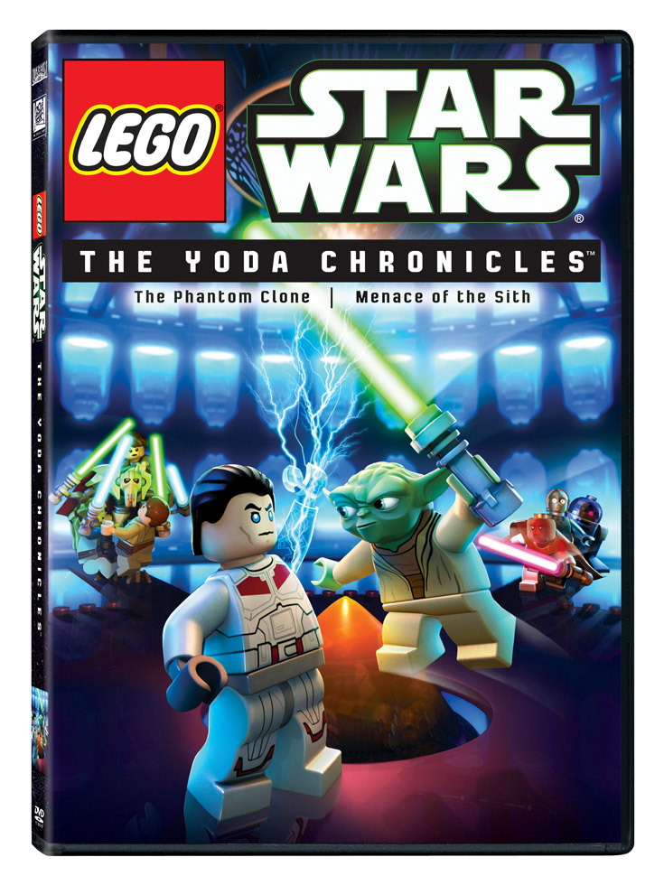 Starwars.com - lego star wars: the yoda chronicles arrives on dvd: