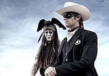 lonerangertrailernew Hans Zimmer to Replace Jack White as Composer on The Lone Ranger