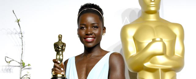 Star Wars: Episode VII Eyes 12 Years a Slave Star Lupita Nyong'o!