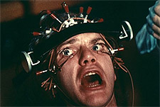 Exclusive: Malcolm McDowell Revisits A Clockwork Orange ...Malcolm Mcdowell Clockwork Orange Eyes