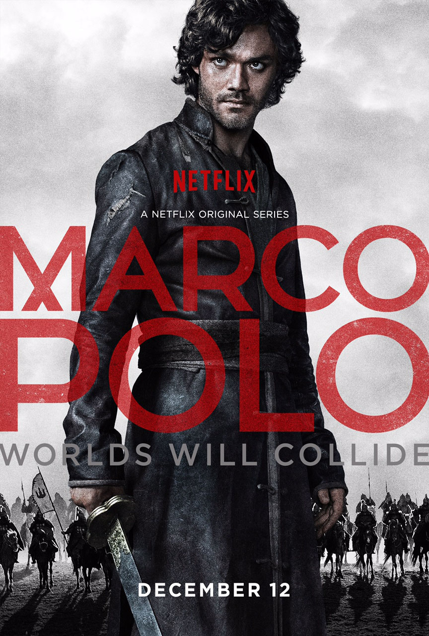 Marco Polo (Netflix) - MovieMeter.nl