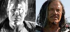 marv whiplash Mickey Rourke Talks Sin City 2
