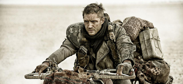 Comic-Con: It's a Lovely Day in the First Poster for Mad Max: Fury Road