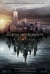 mortalinstrumentsset1 Set Visit to The Mortal Instruments: City of Bones