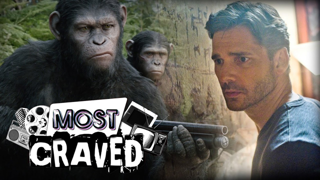 Dawn of the Planet of the Apes and the State of Horror on This Week's Most Craved
