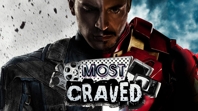DC's Massive Big Screen Slate and Civil War in the Marvel Universe on This Week's Most Craved!