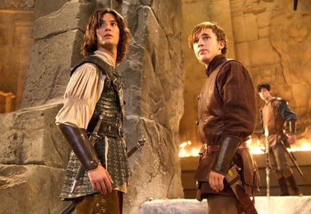 william moseley and ben barnes. Ben Barnes, Peter Dinklage