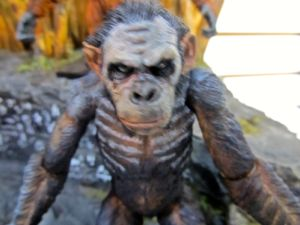 NECA's Dawn of the Planet of the Apes Action Figures