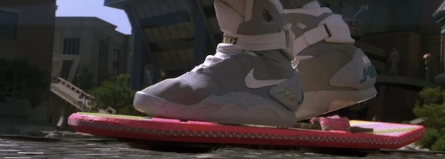 Nike Promises Back to the Future Part II-Inspired Power Laces in 2015!
