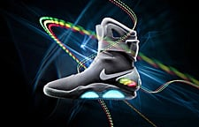 nikemag Back to the Future Part II s Nike MAG Hit eBay!