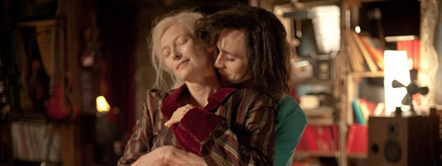 The Only Lovers Left Alive Trailer, Starring Tilda Swinton and Tom Hiddleston