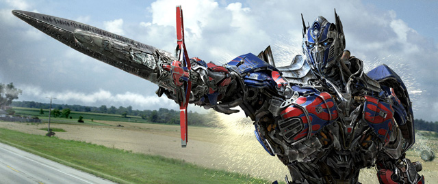 Transformers: Age of Extinction More Than Meets the Expectations