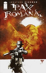 Syfy to Adapt Image Comics' Pax Romana