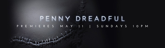 New Featurette on Showtime's Penny Dreadful