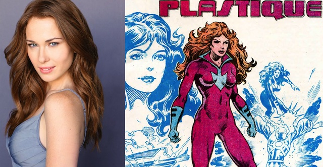 Kelly Frye to Play Supervillainess Plastique on The Flash