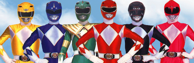 X-Men: First Class Writers Take on Power Rangers