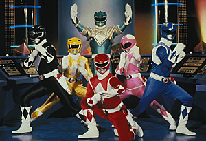 Lionsgate and Saban Brands Partner for Power Rangers Live-Action Movie