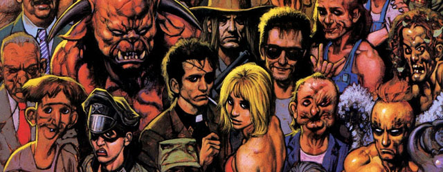 Seth Rogen Teases a Familiar Opening Tune in the Preacher Pilot