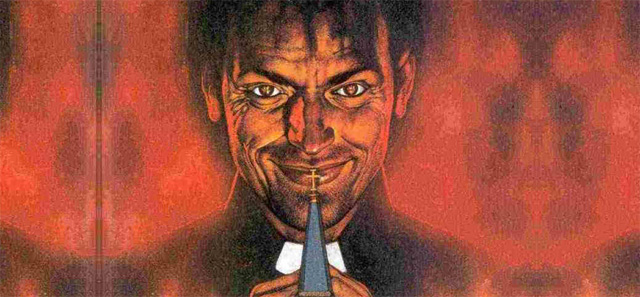 Garth Ennis and Steve Dillon's Preacher Officially Heading to AMC!
