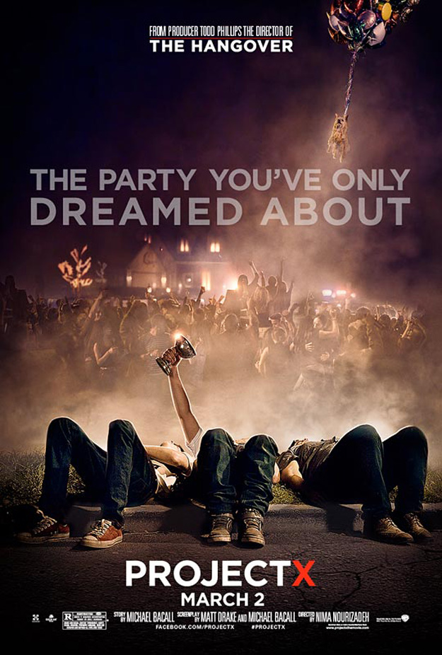 The New Project X Trailer and Poster are Here - ComingSoon.net