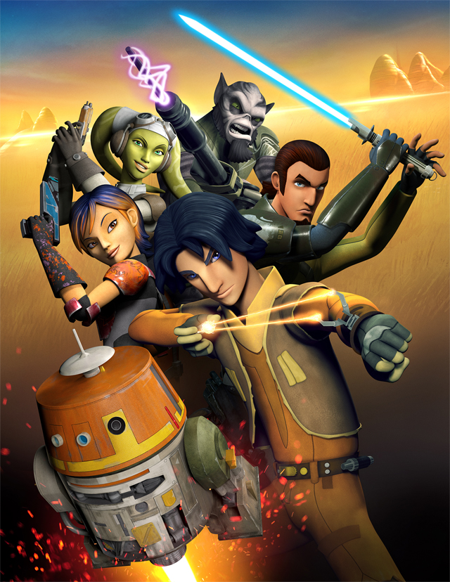 Star Wars Rebels Trailer to Premiere on 'Star Wars Day'