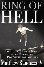 ring of hell SRG Films Plans Chris Benoit Tale Crossface